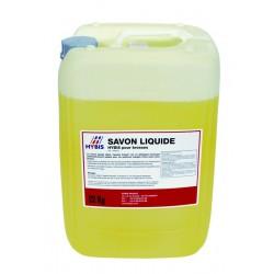 SAVON LIQUIDE HYBIS BROSSES 1 BIDON = 22 kgs