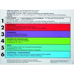 PANN.6POS.(D)LJ.1/BM.3 PANNEAU INSTRUCTION 6